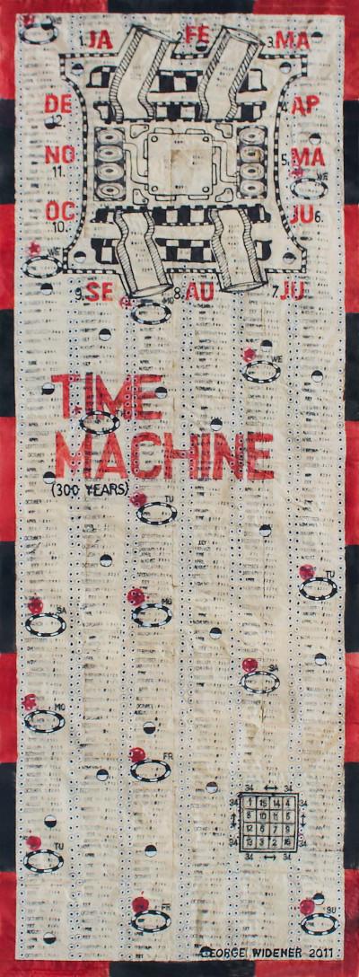 Time Machine - © christian berst — art brut