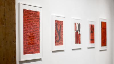 exhibition view of *giovanni bosco : dottore di tutto #2*, christian berst art brut, paris, 2018 - © christian berst art brut, christian berst — art brut