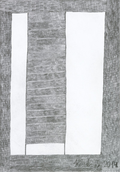 ladder - © christian berst — art brut