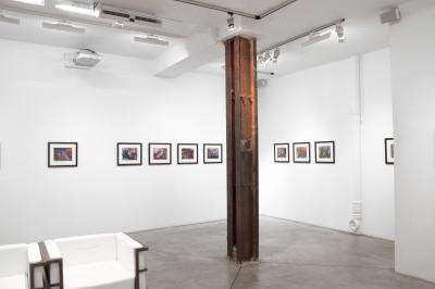 Exhibition view of *Jacqueline b, l'indomptée*, christian berst art brut, Paris, 2019. - © christian berst art brut, christian berst — art brut