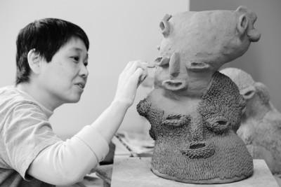 kazumi kamae - © atelier yamanami, christian berst — art brut