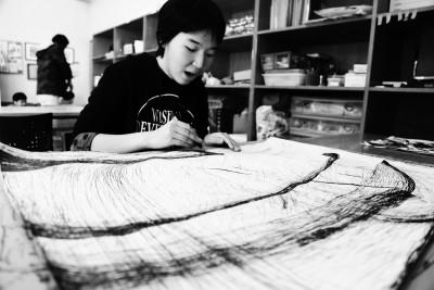 Momoko Nakagawa - © christian berst — art brut