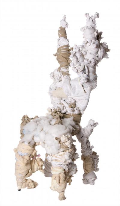 sans titre (chaise) - © christian berst — art brut