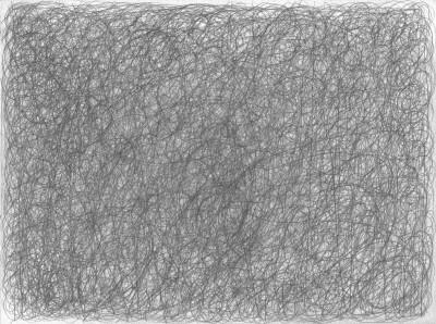 chaos 1/6 (réticulation multi réelle) - © christian berst — art brut