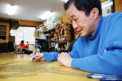 satoshi morita - © atelier yamanami, christian berst — art brut