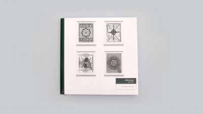 Catalogue publié à l'occasion de l'exposition *Albert Moser : scansions*, christian berst art brut, Paris, 2020. - © christian berst — art brut