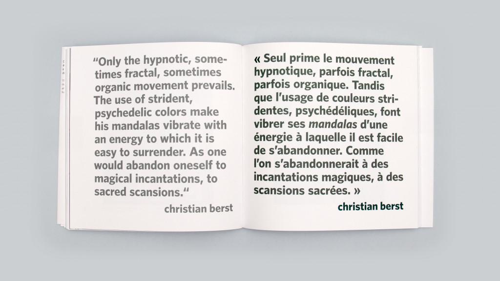Albert Moser: scansions - © christian berst — art brut