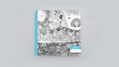 Catalogue publié à l'occasion de l'exposition *Alexandro Garcia : no estamos solos II*, christian berst art brut, Paris, 2017. - © christian berst — art brut