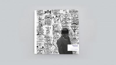 Catalogue publié à l'occasion de l'exposition *Anibal Brizuela : ordo ab chao*, christian berst art brut, Paris, 2019. - © christian berst — art brut