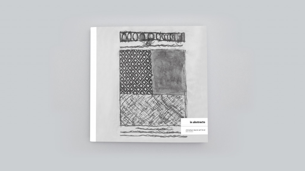 Catalogue published to mark the exhibition *In abstracto*, christian berst art brut, Paris, 2017 - © christian berst — art brut