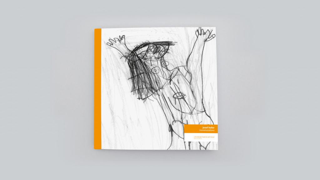 Catalogue published to mark the exhibition *Josef Hofer : transmutations*, christian berst art brut, Paris, 2016. - © christian berst — art brut