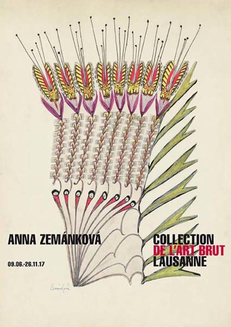 Anna Zemánková - © christian berst — art brut