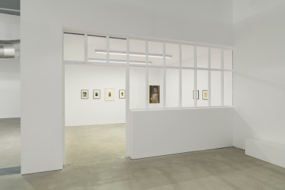 exhibition view of *extravaganza*, curator : antonia gaeta, centro de arte oliva, joão de madeira, portugal, 2019. - © centro de arte oliva, christian berst — art brut