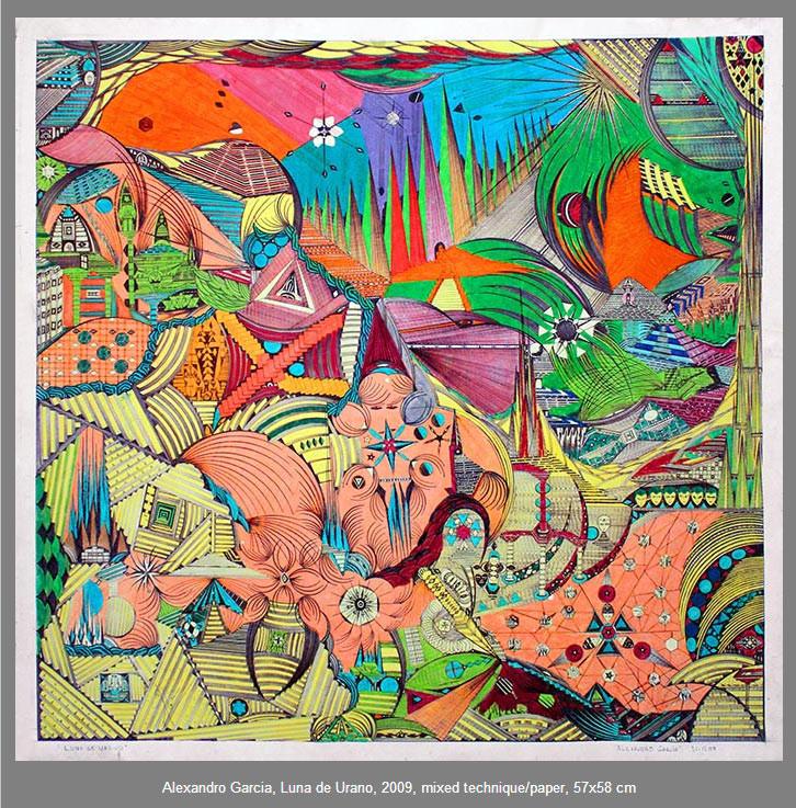 Latin American Art - © christian berst — art brut