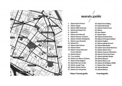 Dimanche des galeries du Marais #2 - © christian berst — art brut