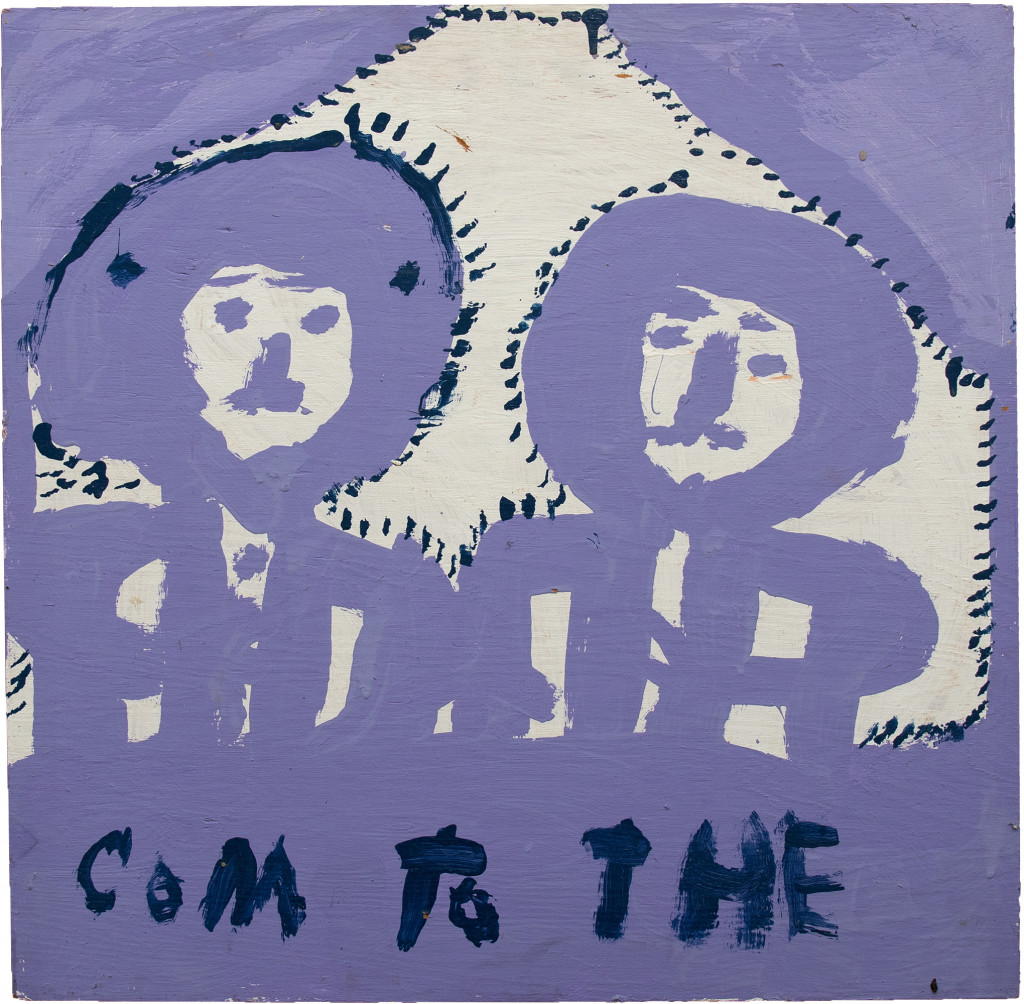 The National Gallery of Art collection - © christian berst — art brut
