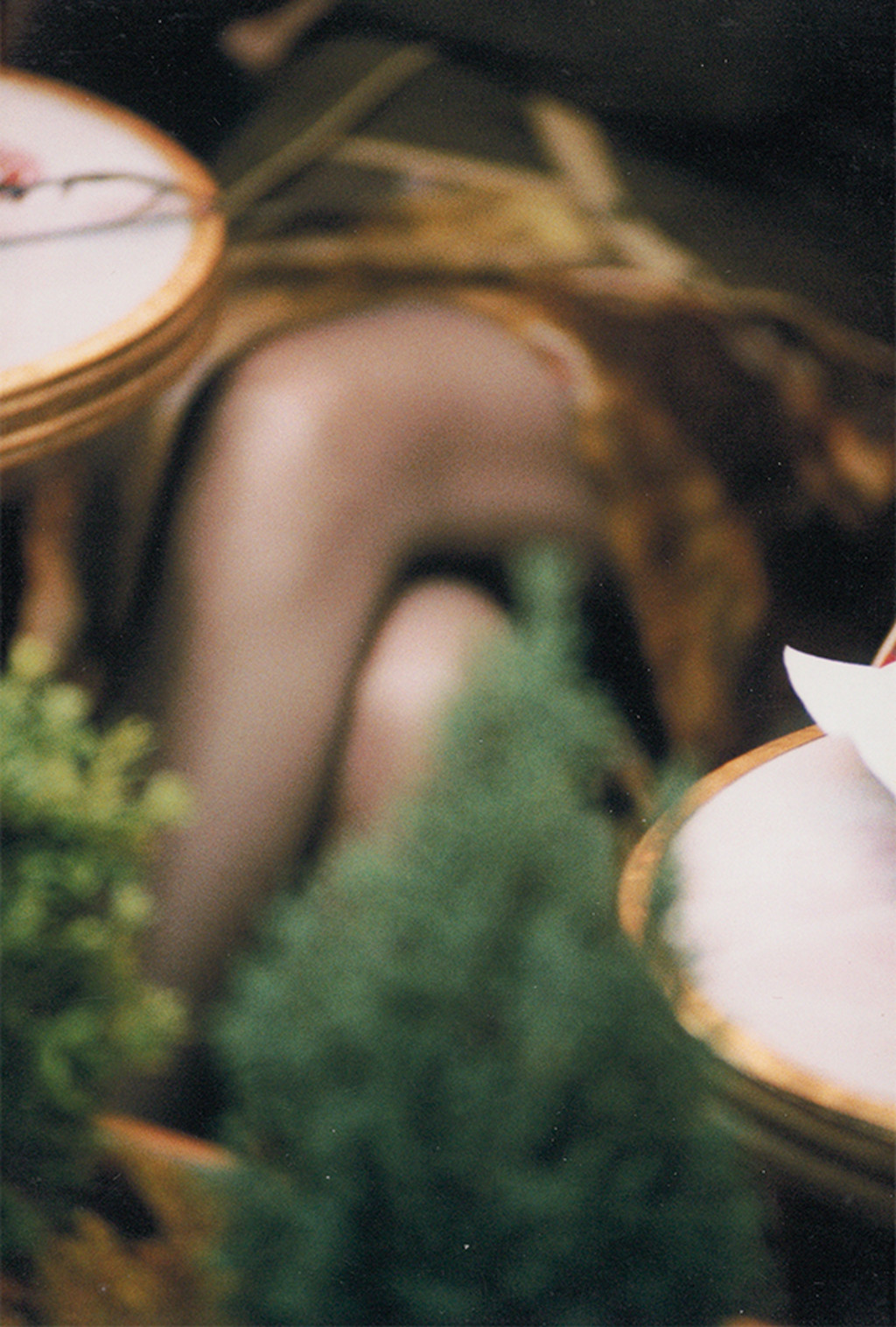 Table ronde - © christian berst — art brut
