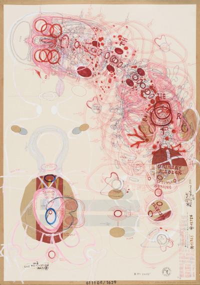 Deus ex machina - © christian berst — art brut