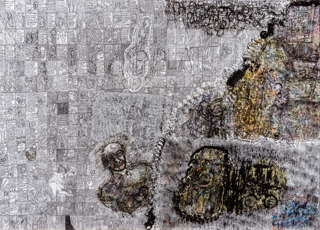 To Create Is To Resist - © christian berst — art brut