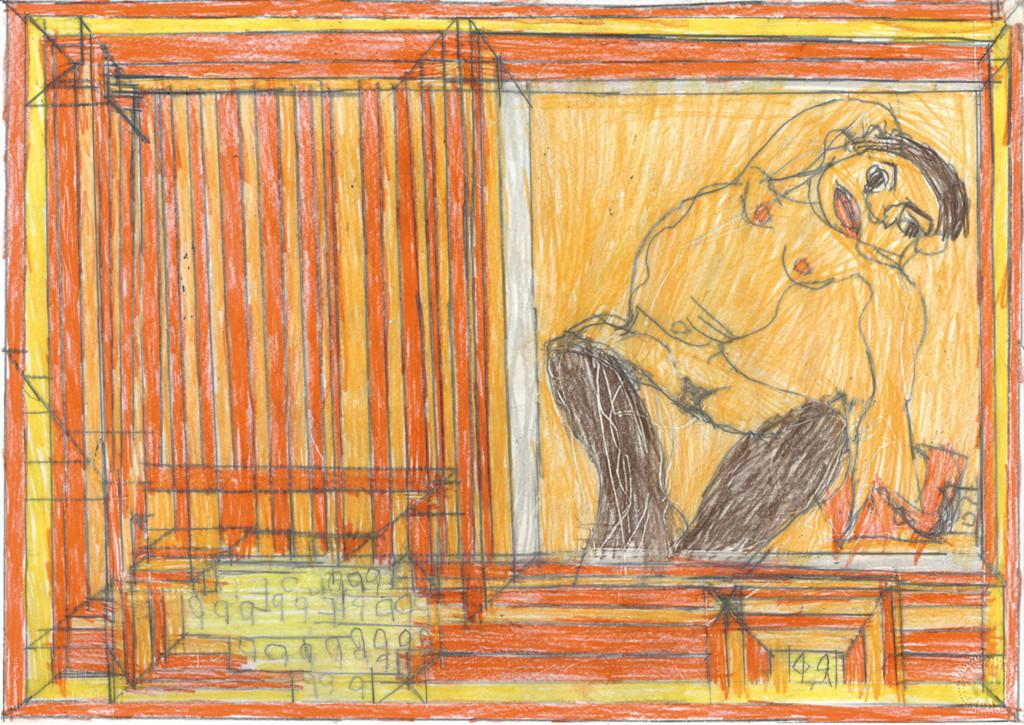 Drawing Now 2015 - © christian berst — art brut