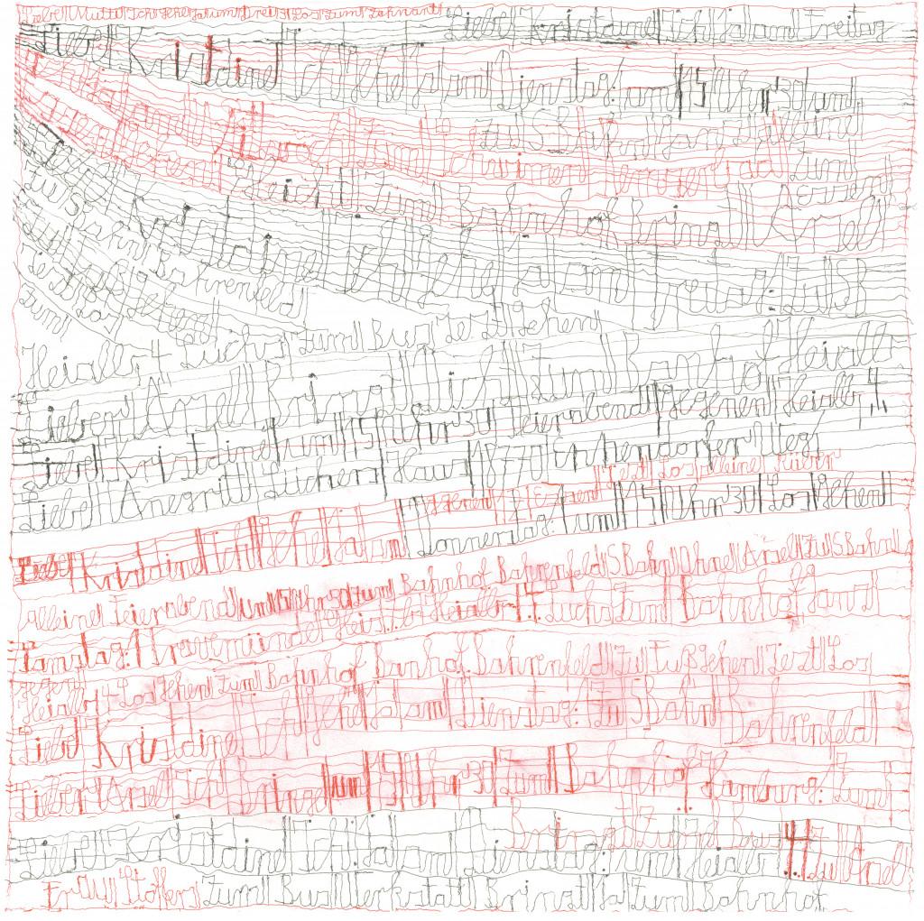 Writescape - © christian berst — art brut