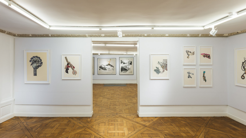 *salon approche*, le molière, paris, from november 13rd to 15th, 2019. - © gregory copitet, christian berst — art brut