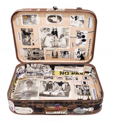 l'objet valise de jorge alberto cadi - © christian berst — art brut