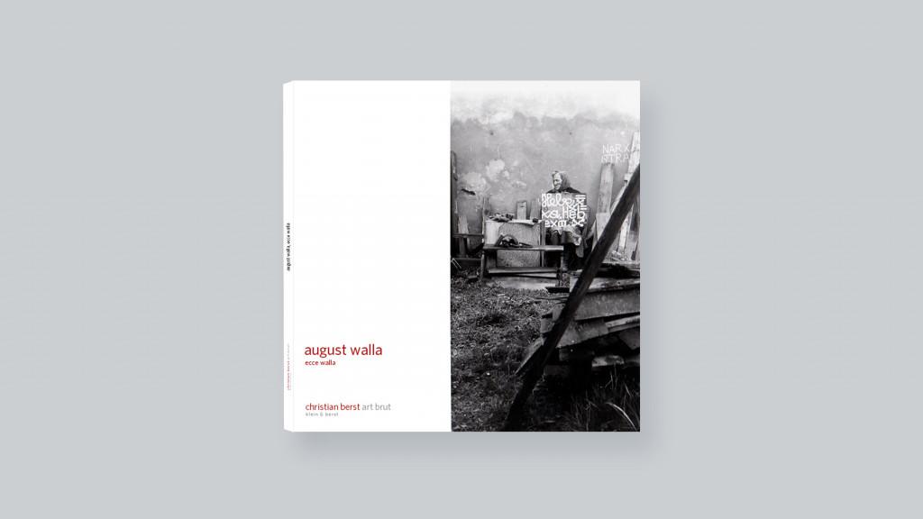 August Walla: ecce walla - © christian berst — art brut