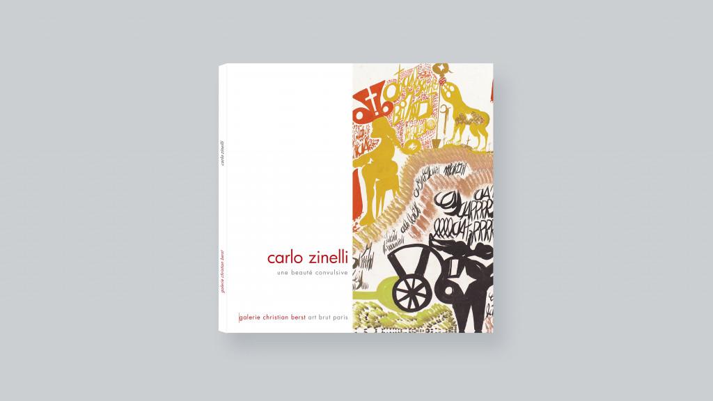 Carlo Zinelli: une beauté compulsive - © christian berst — art brut