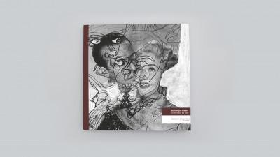 Catalogue publié à l'occasion de l'exposition *Dominique Théate : in the mood for love*, christian berst art brut, Paris, 2017. - © christian berst — art brut