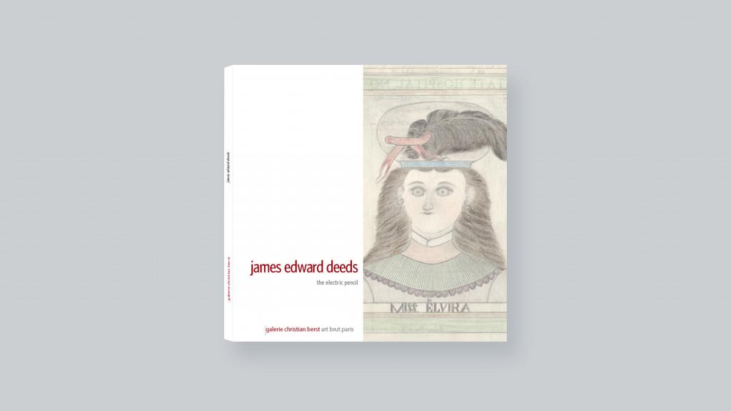 James Edward Deeds: the electric pencil - © christian berst — art brut
