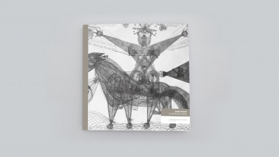 Catalogue published to mark the exhibition *Janko Domsic : the celestial mechanic*, christian berst art brut, Paris, 2008. - © christian berst — art brut
