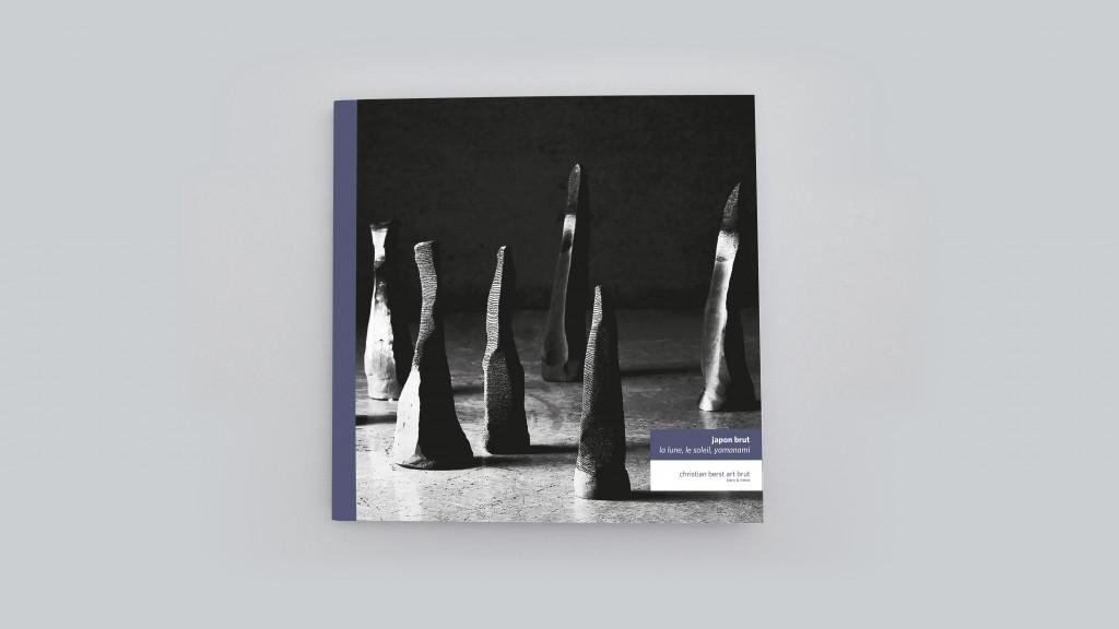 Catalogue publié à l'occasion de l'exposition *Japon brut: la lune, le soleil, yamanami*, christian berst art brut, Paris, 2019. - © christian berst — art brut