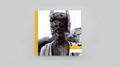 Catalogue publié à l'occasion de l'exposition *José Manuel Egea : lycanthropos*, christian berst art brut, Paris, 2016. - © christian berst — art brut