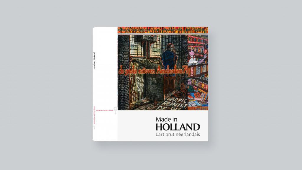 Made in Holland: l'art brut néerlandais - © christian berst — art brut