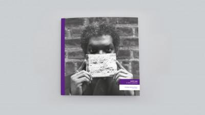 Catalogue publié à l'occasion de l'exposition *Melvin Way : a vortex symphony*, christian berst art brut, Paris, 2016. - © christian berst — art brut