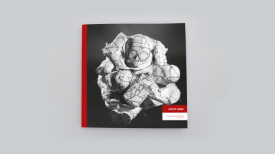 Catalogue publié à l'occasion de l'exposition *Michel Nedjar : crossroads*, christian berst art brut, Paris, 2017. - © christian berst — art brut