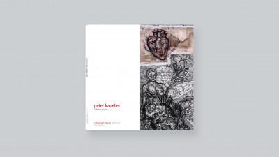Peter Kapeller: l'oeuvre au noir - © christian berst — art brut