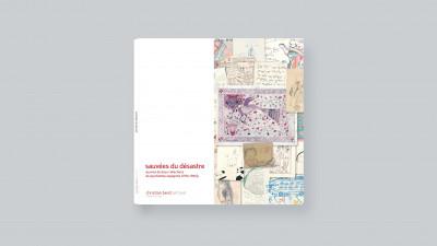 Sauvées du désastre: œuvres de deux collections de psychiatres espagnols (1916-1965) - © christian berst — art brut