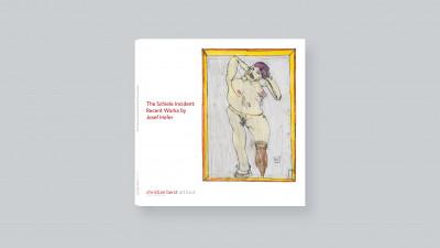 The Schiele Incident: recent works by Josef Hofer - © christian berst — art brut