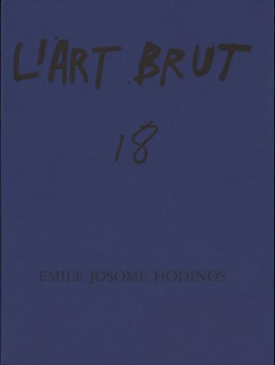 Fascicule de l'art brut n°18 - © christian berst — art brut