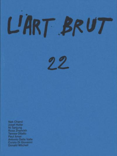 Fascicule de l'art brut n°22 - © christian berst — art brut