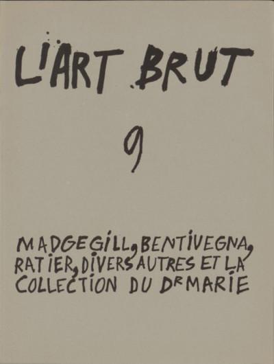 Fascicule de l'art brut n°9 - © christian berst — art brut
