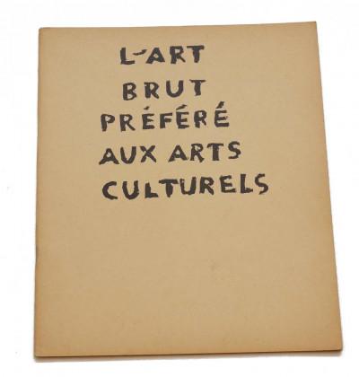 L'art brut de Jean Dubuffet - © christian berst — art brut